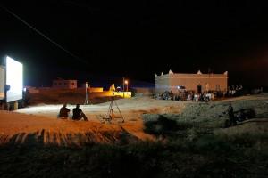 Karavan du Livre au FIlm. Marocco