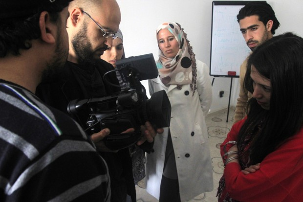 Med-Itinérante: Femmes et Cinéma en route pour le dialogue social