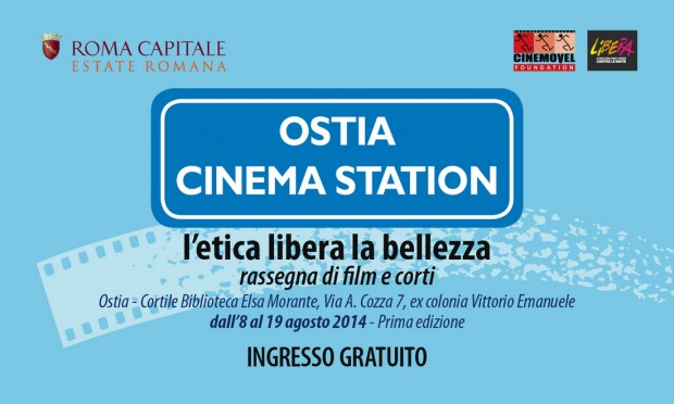 Ostia Cinema Station dall'8 al 19 agosto 2014