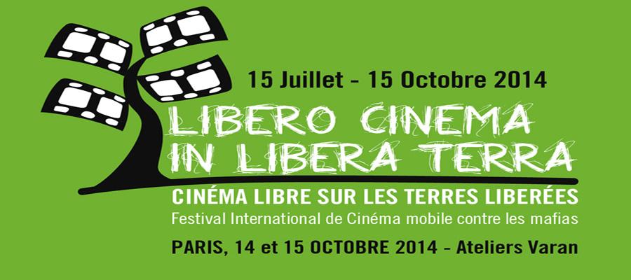 Libero Cinema in Libera Terra a Parigi, 14 e 15 ottobre 2014