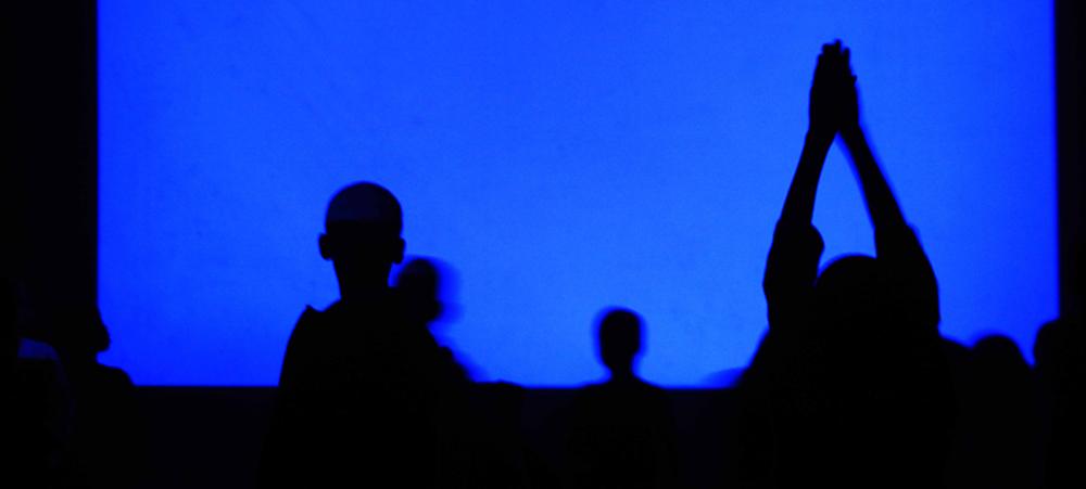 Cinemovel, ombre sullo schermo. Foto di Salvatore Infantino