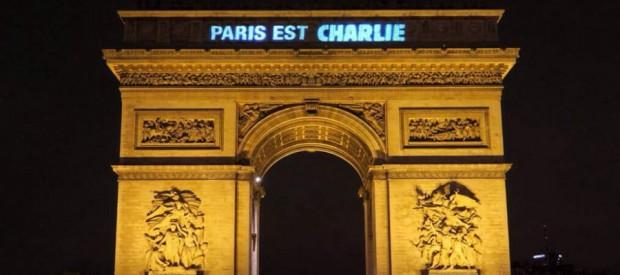 gennaio 2015, Je suis Charlie, perché la libertà è un diritto universale