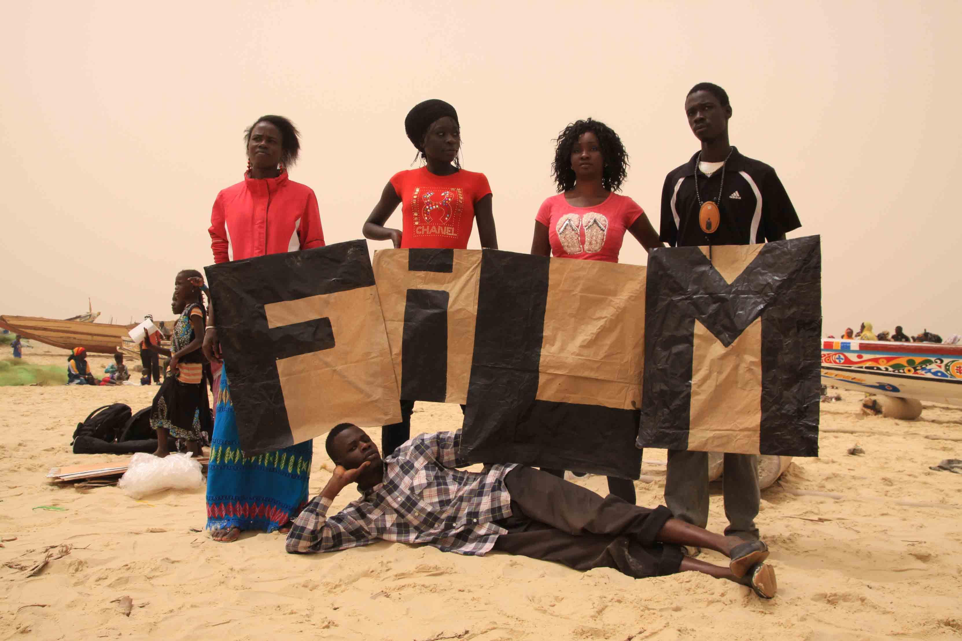 Schermi d'Africa
