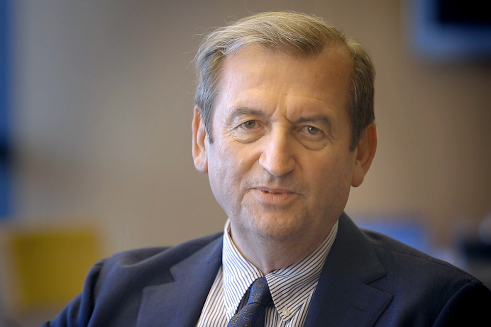 <strong>Pierluigi Stefanini</strong><br />Unipol e Fondazione Unipolis