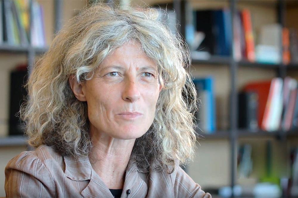 <strong>Marisa Parmigiani</strong><br />Direttrice Fondazione Unipolis